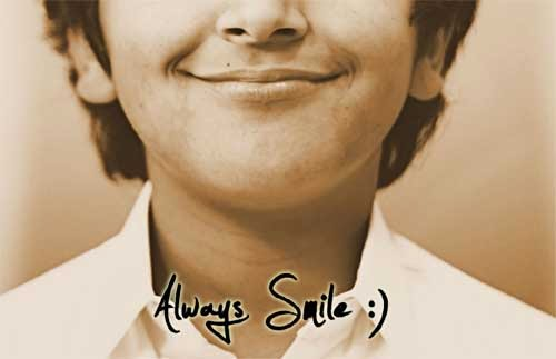 Senyum Berbagi Bahagia Bersama