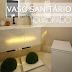 Vasos sanitários quadrados - veja banheiros e lavabos lindos com essa tendência!