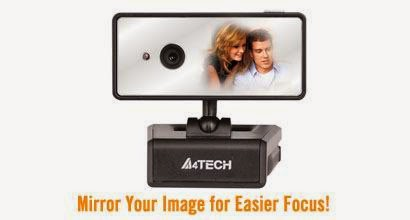 Driver Webcam A4Tech PKMB