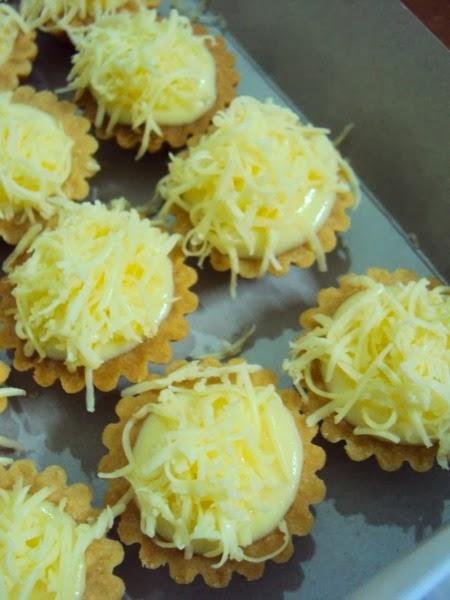 Untuk Tempahan : Snow Cheese Tart