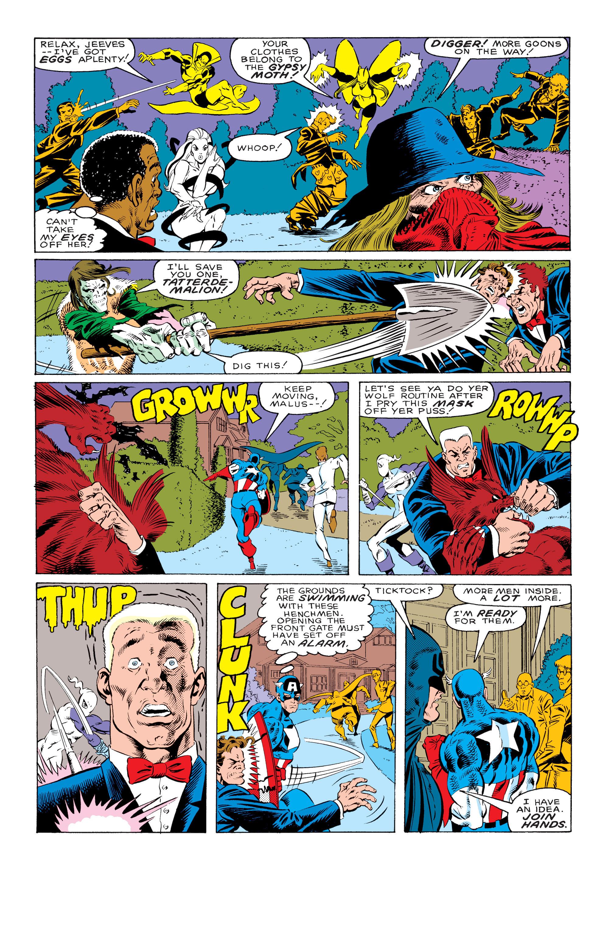Captain America (1968) Issue #330 #259 - English 16