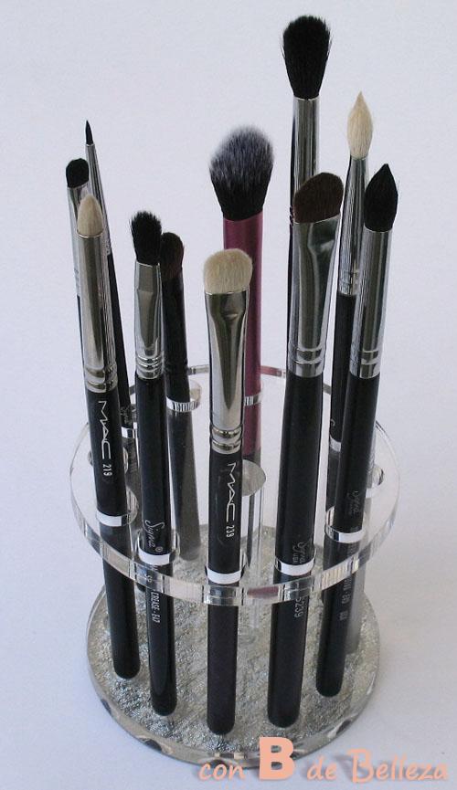 Cómo ordenar organizar maquillaje