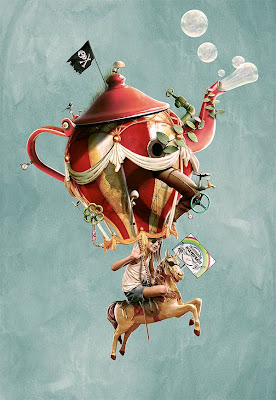 Beautiful Illustrations by Jerico Santander Seen On www.coolpicturegallery.us