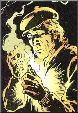Cómic: review de BATMAN AÑO DOS - Grandes Autores de Batman - Alan Davis [ECC Ediciones].