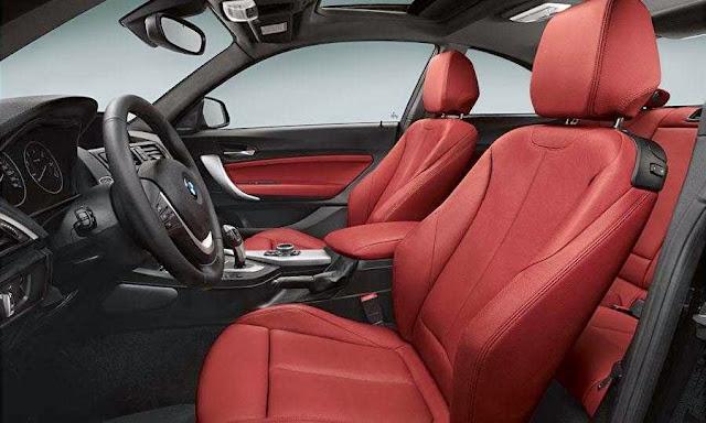 Interior BMW M235i
