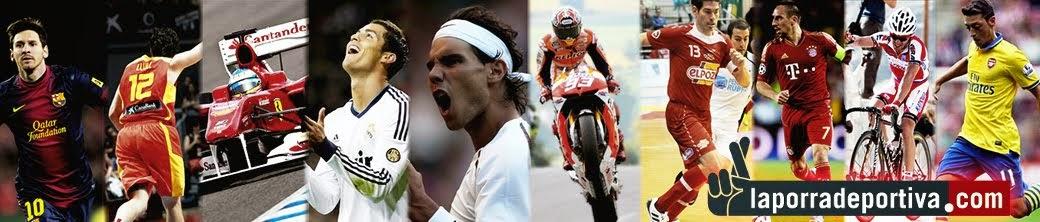 Blog deportivo: crónicas y resultados fútbol, basket, tenis, ciclismo, F1, motociclismo, balonmano