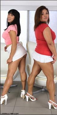 Vivian & Mia
