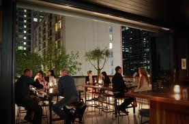 The Aylesbury Rooftop Bar, Lonsdale Street, Melbourne