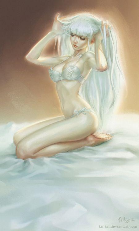 Tatiana Kirgetova  kir-tat deviantart ilustrações fantasia arte conceitual Alva