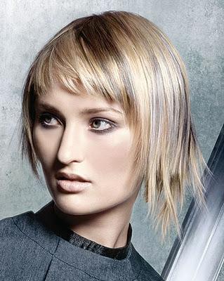 corte de pelo en capas desfilado 2013