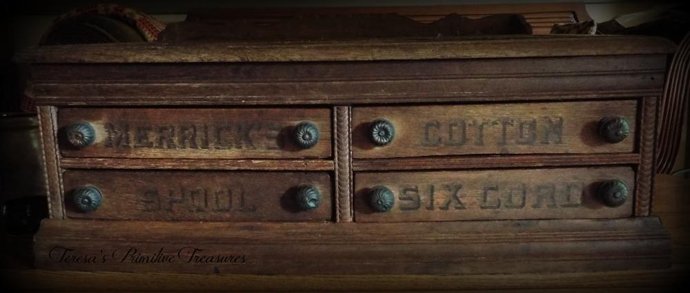 vintage thread cabinet 2
