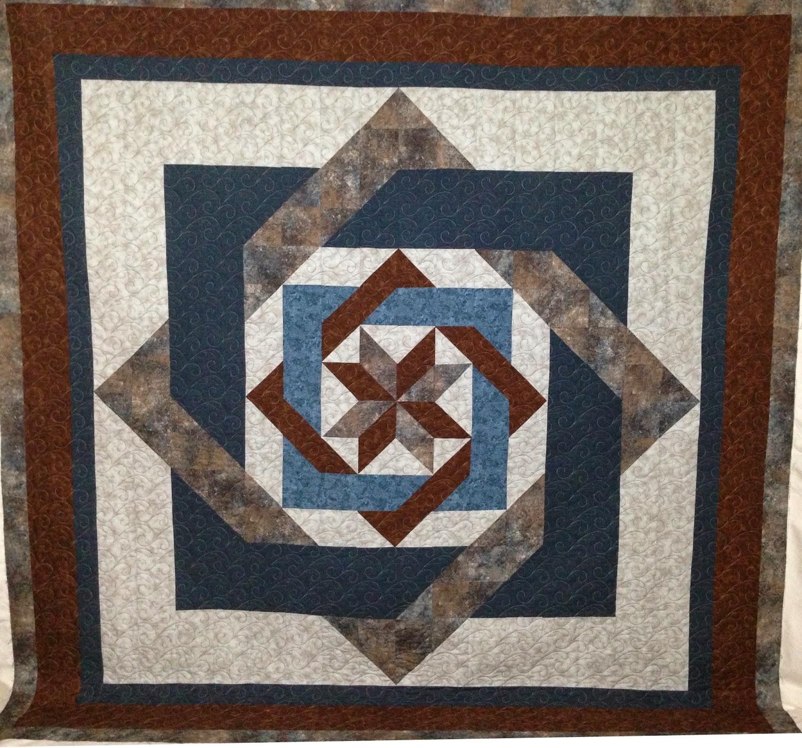 Susan Calvert's Labreth Quilt