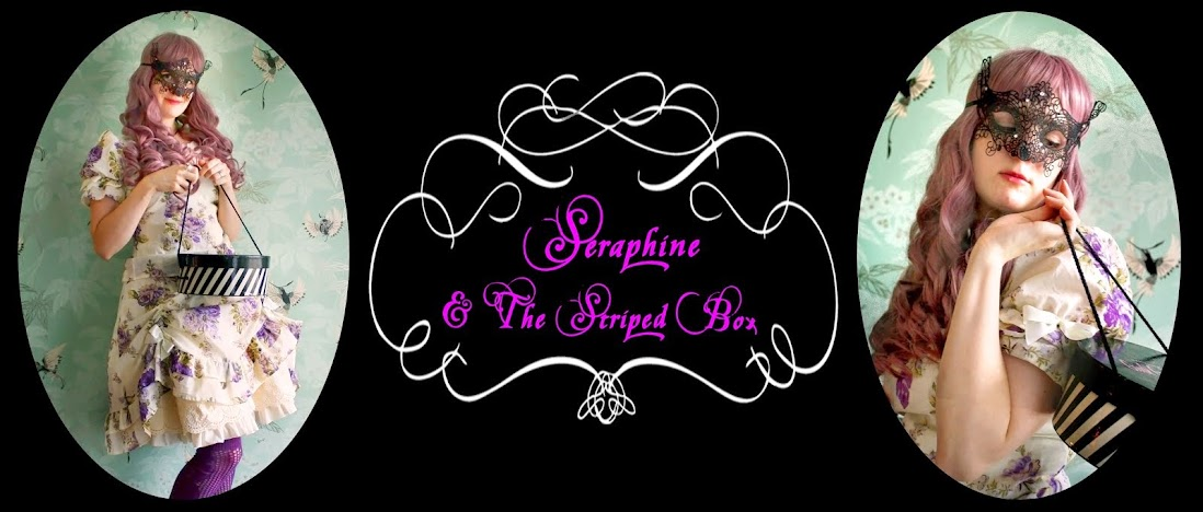 Seraphine And The Striped Box