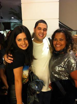 fno+com+Pablo+Gomes+e+Liza+Canha Carão, Bicão e Cabelão no Vogue FNO no Fashion Mall!!
