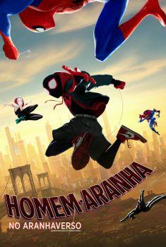 Homem-Aranha: No Aranhaverso Torrent - HDCAM 720p Dublado