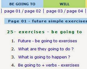 http://www.agendaweb.org/verbs/future-exercises.html