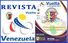 REVISTA VUELTA CICLSTICA A VENEZUELA 2012