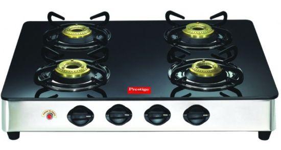 Prestige Smart Kitchen: Prestige Duplex Gas Stove