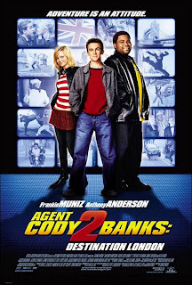 Ver online: Superagente Cody Banks 2: Destino Londres (Agent Cody Banks 2: Destination London) 2004