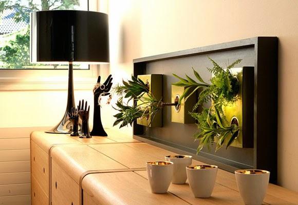 Marzua instalar un jard n vertical en casa for Jardin vertical de fieltro en formato kit