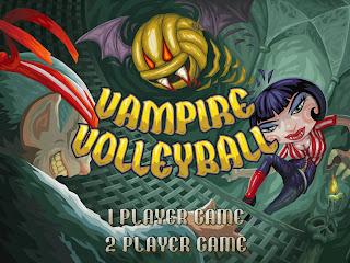Vampire Volleyball v1.0.0