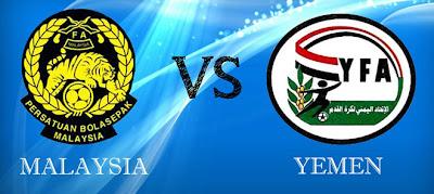Live Streaming Malaysia Vs Yemen 22 Mac 2013 Kelayakan Piala Asia 2015.