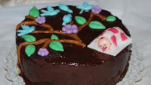 Happy Baby cake