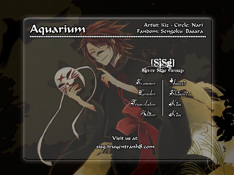 TruyenHay.Com - Ảnh 11 - [Sengoku Basara Doujinshi] Aquarium Chap 4 Rhythm (End)