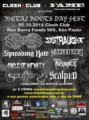 Metal Roots Day Fest !!!