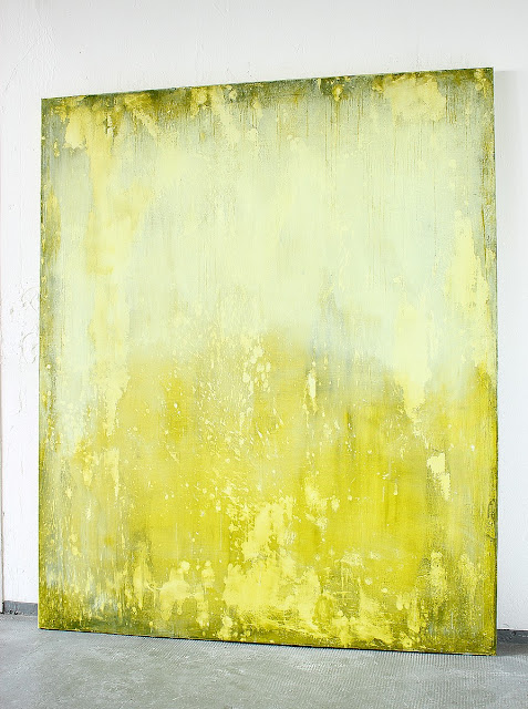 Christian hetzel lemon fog for Minimal art kunstwerke