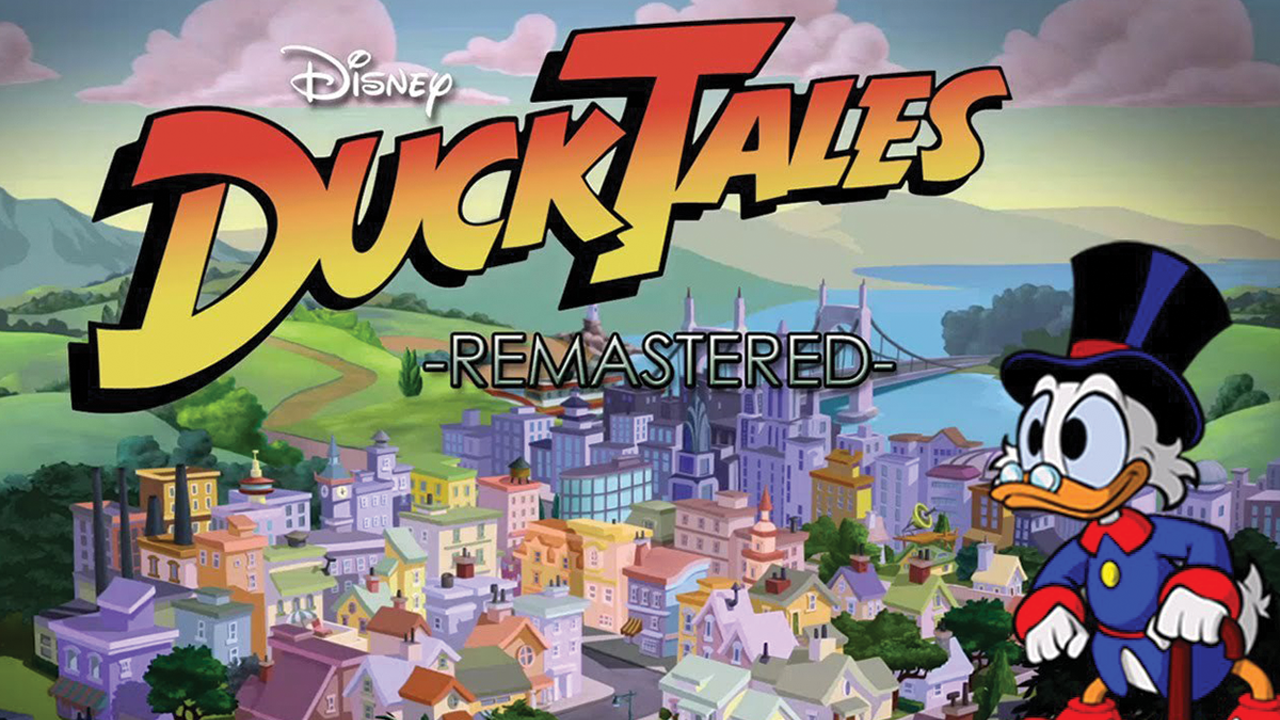 DuckTales: Remastered Gameplay IOS / Android