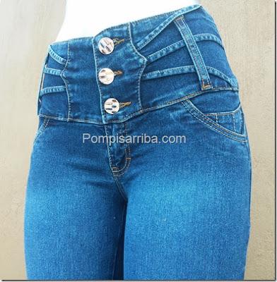 Jeans Pompis Arriba