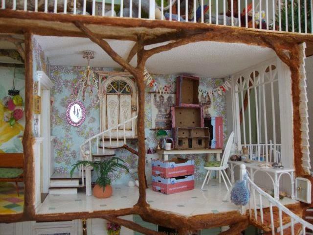 Workshop 39 s miniaturen maken - Schilderij kamer jongen jaar ...