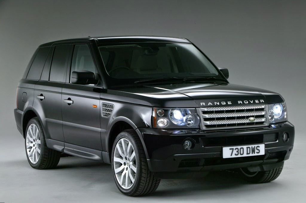 Land Rover Car Pictures