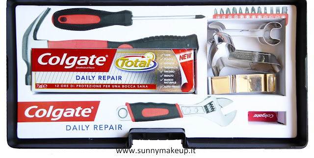 Colgate - Total Daily Repair.