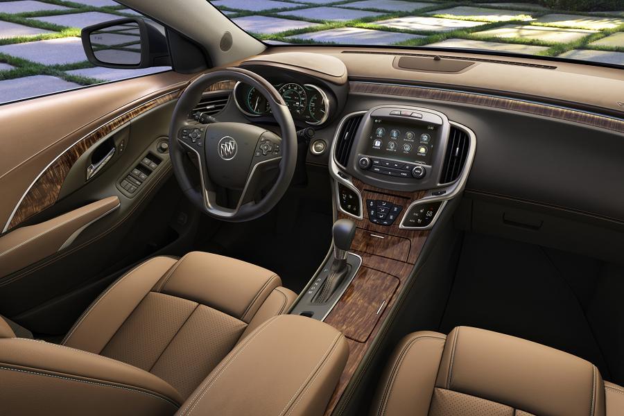 2014 Buick Lacrosse Revealed Autoesque