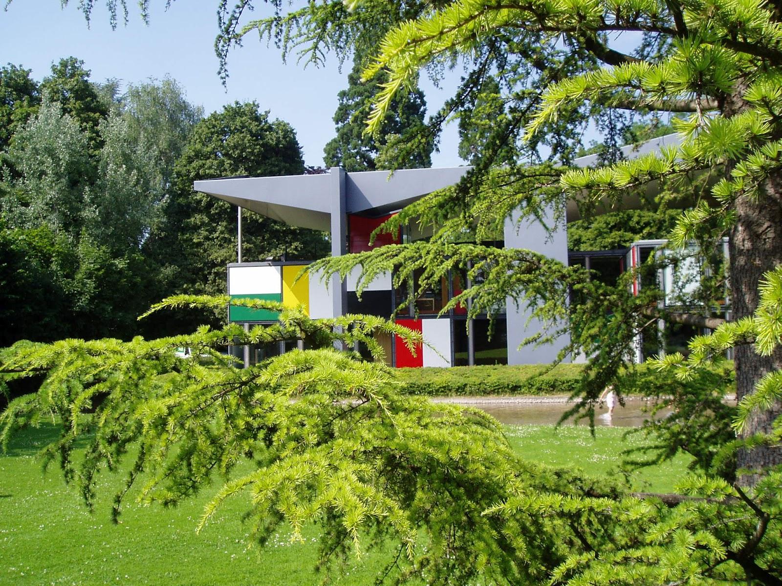 Padiglione Heidi Weber, detto Maison de l'homme, Zurigo, Svizzera