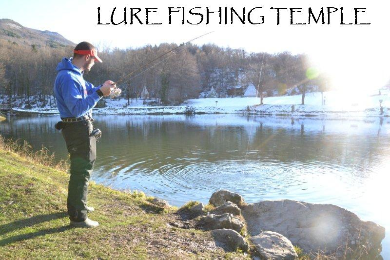 Lure Fishing Temple