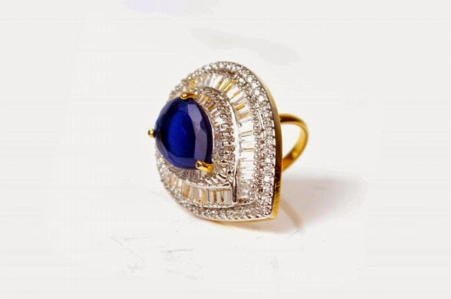 Exclusive Colorful Geeky Wedding Rings 2014 For Women 2jpg