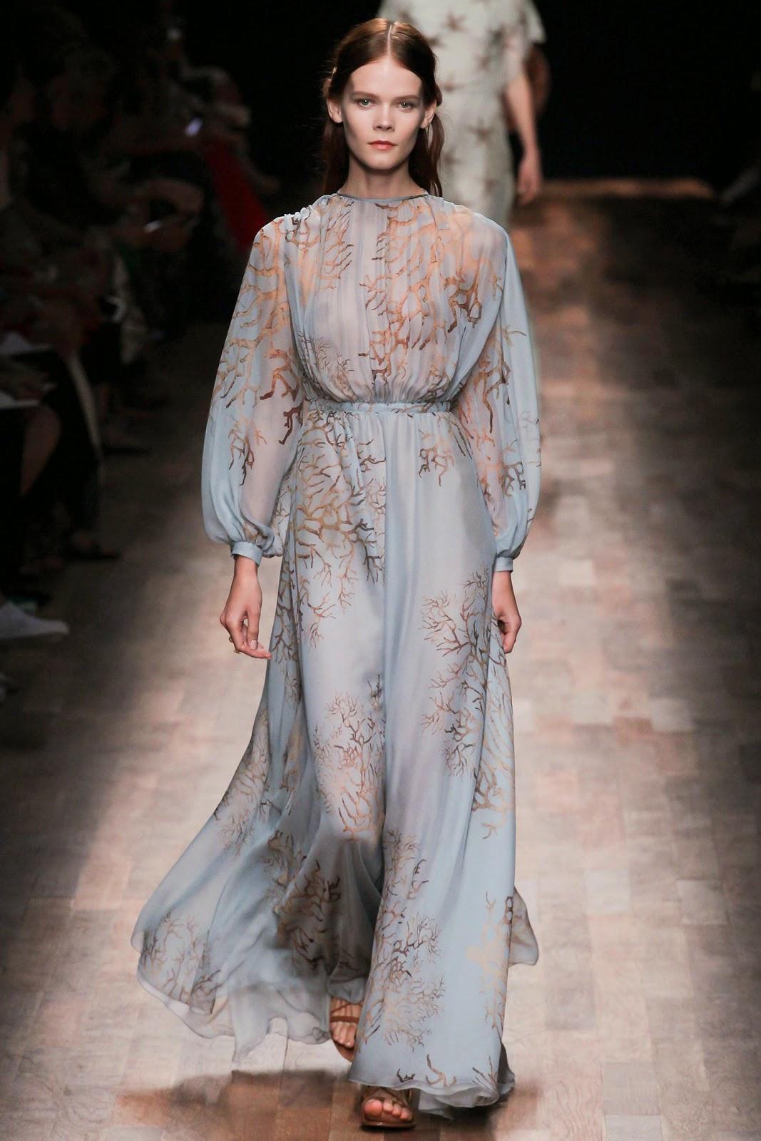 valentino 2015 summer 2016 trend women dress87 Valentino 2015 samling, våren sommaren 2016 Valentino klänning modeller, Valentino kväll klänning nya säsongen kvinnors kjolar modeller