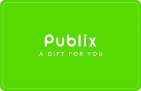 Publix $25 Giftcard Giveaway