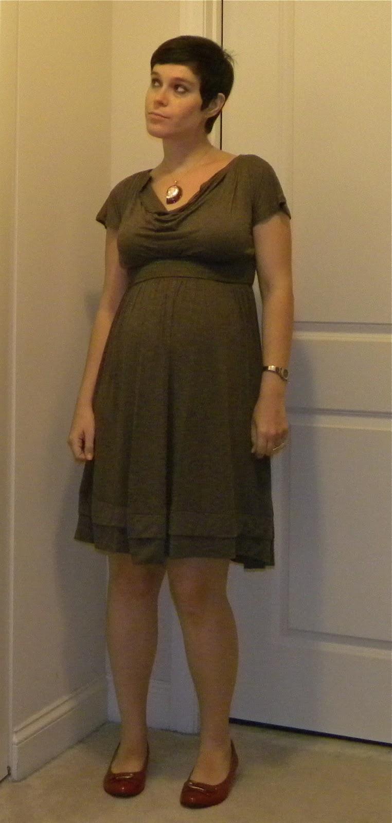 Buying my husband dresses