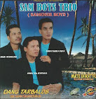 CD Musik Album Trio Samboys (Samosir Boys)
