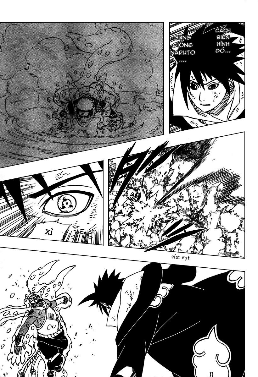 Naruto chap 413 Trang 4 - Mangak.info