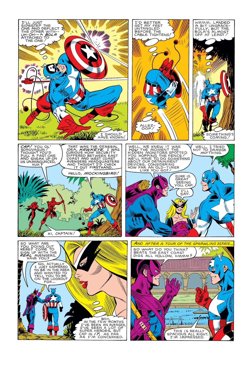 Captain America (1968) Issue #308 #236 - English 5