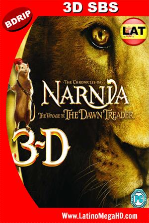 Las Crónicas De Narnia: La Travesía Del Viajero Del Alba (2010) Latino Full 3D SBS BDRIP 1080P ()