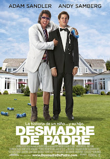 Ver Desmadre de padre (That's My Boy (Donny's Boy) (I Hate You, Dad) Online