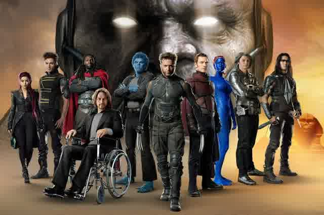 Review Film Terbaru X-Men: Apocalypse ( 2016 )
