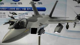 pesawat prototype KFX
