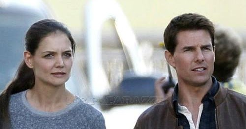 Chatter Busy: Tom Cruise And Katie Holmes Divorce A Sham ... Katie Holmes Divorce